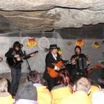 Agencija Koncerti - Pero Lovšin - koncert v Mežiški jami